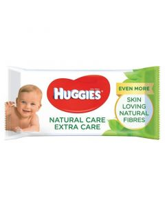 Huggies Wipes Natural Extra Care