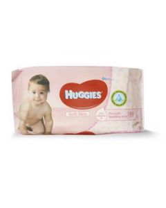 Huggies Wipes Soft Skin