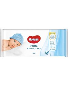 Huggies Wipes Pure Extra Care
