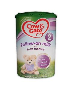 Cow and Gate Follow On Milk Powder, 800g