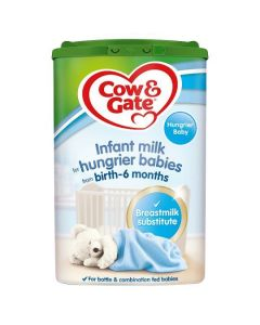 Cow and Gate Hungry Baby Milk Powder, 800g
