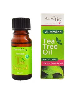 Derma V10 Tea Tree Oil, 10ml