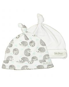 Silly Billyz Jersey Hat, 2 Pack, Hedgehog