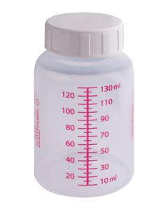Sterifeed Sterile Baby Bottle, Reusable, 130ml (4oz), Pack of 100