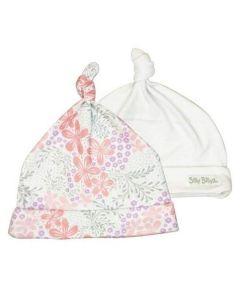 Silly Billyz Jersey Hat, 2 Pack, Bloom