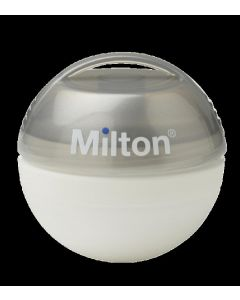 Milton Mini Soother Steriliser - Limited Edition Silver