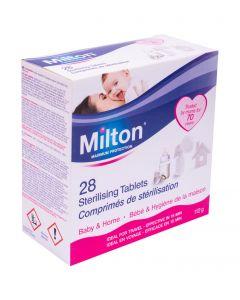 Milton Standard Sterilising Tablets, Pack of 28