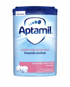 Aptamil Hungry First Infant Milk, 800g