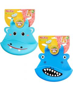Nuby Roly Poly Bib - Chosen At Random