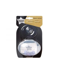 Tommee Tippee Closer to Nature Nipple Shields in Steriliser Case, Pack of 2