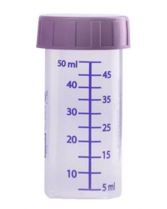 Sterifeed Sterile Baby Bottle, Disposable, 50ml (1oz), Pack of 1