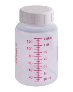 Sterifeed Sterile Baby Bottle, Reusable, 130ml (4oz), Pack of 10