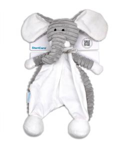 SteriCare Elephant Teddy Comforter
