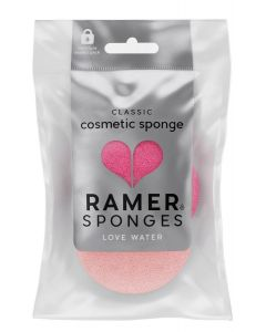 Ramer Classic Cosmetic Sponge, Various Colours, Pack of 2