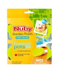 Garden Fresh Pop Up Freezer Pots - Colour Selected at Random