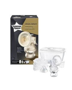 Tommee Tippee Closer to Nature Manual Breastfeeding Kit