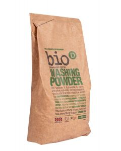 Bio-D Vegan, Cruelty-Free Concentrated Washing Powder, 2kg