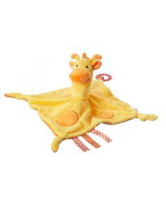 Tommee Tippee Soft Comforter - Gerry Giraffe