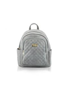 Isoki Mini Marlo Backpack, Stone Grey