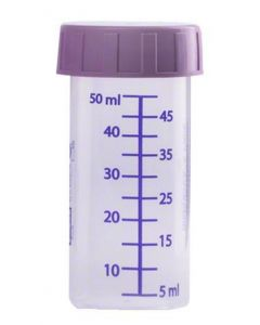 Sterifeed Sterile Baby Bottle, Disposable, 50ml (1oz), Pack of 200