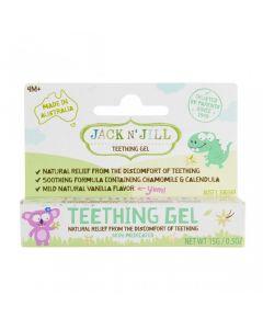 Jack N' Jill Natural Teething Gel, 15g
