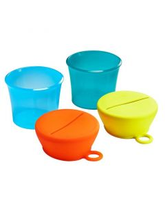 Boon Snug Snack Containers, Pack of 2