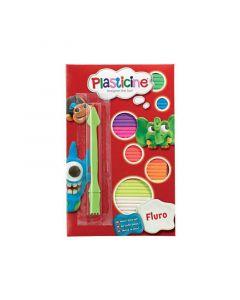 Plasticine Fluro