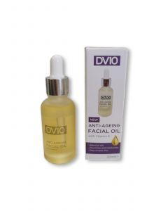 DV10 Anti-Ageing Facial Oil with Vitamin E + Blend of Oils, 30ml