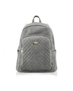 Isoki Marlo Backpack, Stone Grey