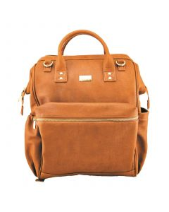 Isoki Byron Backpack, Amber