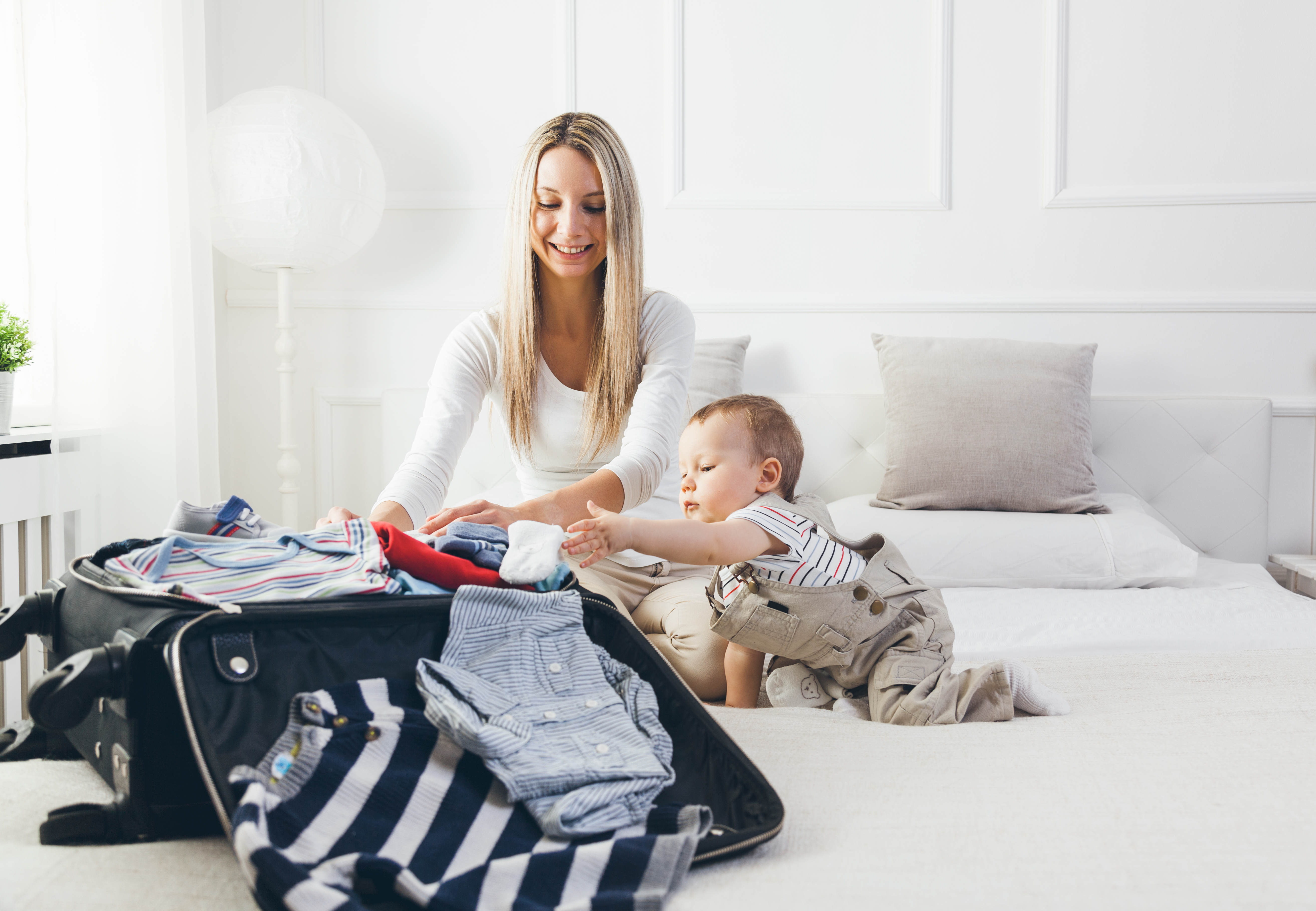 Your Ultimate Packing Guide for an Overnight Trip With Your Baby